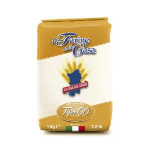 Farine - Farina 00 - La Casa del Grano
